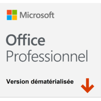 Microsoft Office Professionnel 2019 (Dém)