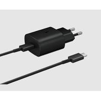 Chargeur avec câble SAMSUNG EP-TA800 USB-C Noir