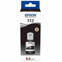 Cartouche d'encre EPSON EcoTank 112 Noire