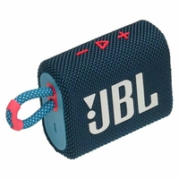 Enceinte nomade JBL GO 3 Bleu foncé