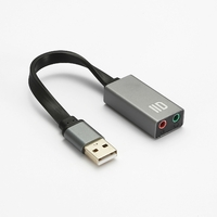 Carte son externe USB D2 DIFFUSION