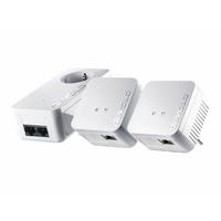 Kit 3 CPL DEVOLO 9639 dLAN 550 Wi-Fi