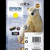 Cartouche d'encre EPSON Ours Polaire Jaune XL