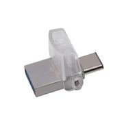 Clé USB 3.0 et Type-C KINGSTON 64 Go DataTraveler microDuo 3C