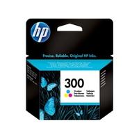 Cartouche d'encre HP 300 Trois couleurs