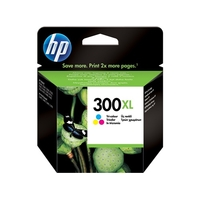 Cartouche d'encre HP 300 XL Trois couleurs