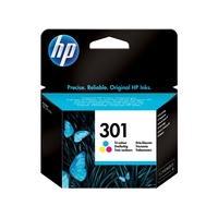 Cartouche d'encre HP 301 Trois couleurs