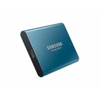 Disque SSD externe SAMSUNG T5 500 Go Bleu