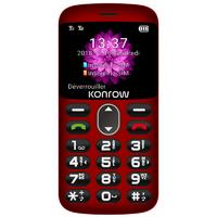 "GSM KONROW Senior 2"" Rouge"