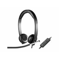Casque micro LOGITECH USB Headset Stereo H650e