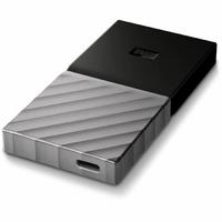 SSD externe 2.5 WESTERN DIGITAL My passport 256 Go