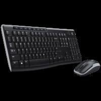 Pack clavier souris LOGITECH MK270 Sans Fil