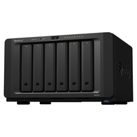NAS SYNOLOGY DiskStation DS1621+ 6 Baies