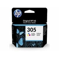 Cartouche d'encre HP 305 Trois couleurs