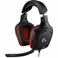 Casque micro Gaming LOGITECH G332 Filaire
