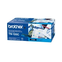 Toner BROTHER TN-135C Cyan