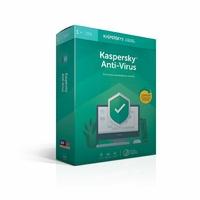KASPERSKY Antivirus 2021 1PC 1an (Dém)