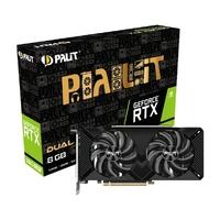 Carte graphique PALIT RTX 2060 SUPER Dual 8 Go GDDR6