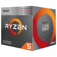 Processeur AMD Ryzen 5 3400G (AM4)