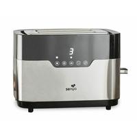 Grille pain tactile SENYA 2 fentes larges Smart Toaster