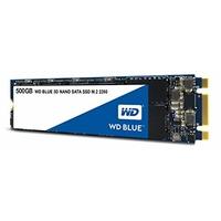 Disque SSD M.2 2280 SATA WESTERN DIGITAL Blue 500 Go