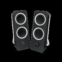 Haut parleurs 2.0 LOGITECH Z200 Noir