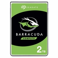 """HDD 2,5"""" SEAGATE BarraCuda ST2000LM015 2 To"""