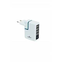 Chargeur BLUESTORK 220V - 4 USB