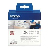 Rouleau de film continu BROTHER DK-22113 62mm