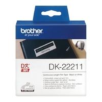 Rouleau de papier continu BROTHER DK-22211 29mm
