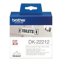 Rouleau de film continu BROTHER DK-22212 62mm