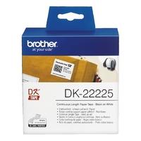 Rouleau de papier continu BROTHER DK-22225 38mm