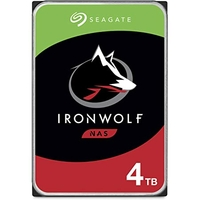 """Disque dur 3,5"""" SEAGATE IronWolf ST4000VN008 4 To"""