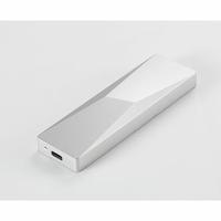 Boitier USB-C WE CONNECT pour SSD M.2 SATA