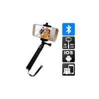 Perche selfie AKASHI ALTSELFBTHBLK Bluetooth Noire