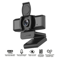 Webcam ADVANCE LiveStream Full HD 1080p