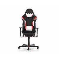Siège Gaming DXRACER Racing R288-NRW Noir Blanc Rouge