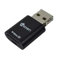 Lecteur de carte micro SD HEDEN format clé USB