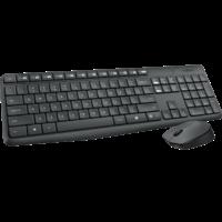Pack clavier souris LOGITECH MK235 Sans Fil