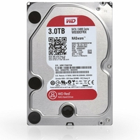 "HDD 3,5"" WESTERN DIGITAL Red WD30EFRX 3 To"