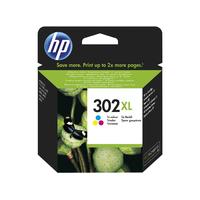 Cartouche d'encre HP 302 XL trois couleurs