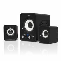 Haut parleurs ADVANCE SoundPhonic 2.1 6W RMS Noir