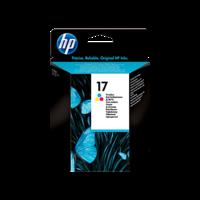 Cartouche d'encre HP 17 Trois couleurs