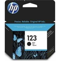 Cartouche d'encre HP 123 Noir