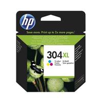 Cartouche d'encre HP 304 XL Trois couleurs