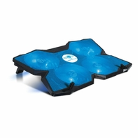"Support ventilé SOG Air Blade 500 17"" LED Bleu"