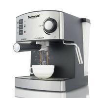 Cafetière Expresso TECHWOOD TCA-150EX 850W