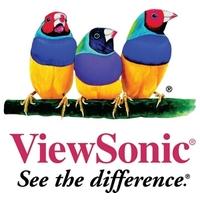 Logo VIEWSONIC moniteur pc écran LED vidéoprojecteur matériels informatique