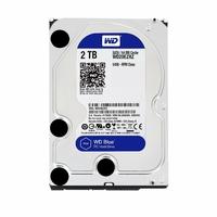 """HDD 3,5"""" WESTERN DIGITAL Blue WD20EZRZ 2 To"""