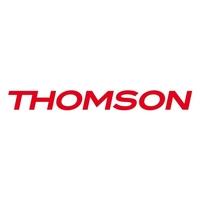 Logo THOMSON télévision matériels audio vidéo